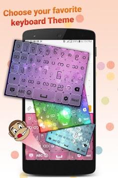 Myanmar Keyboard APK screenshot 1