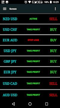 Forex Signals-Live Buy/sell APK screenshot 1