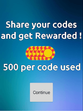 Lucky Cash CODES - Share and find referral codes! APK screenshot 1