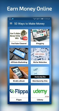 Make Money Online - 50 Ways to Earn Easy Cash APK screenshot 1