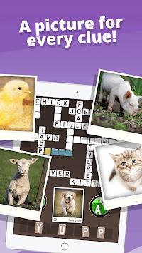 Picture Perfect Crossword APK screenshot 1