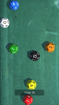 Dice Roller APK screenshot 1