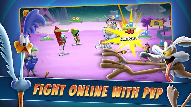 Looney Tunes™ World of Mayhem - Action RPG APK screenshot 1