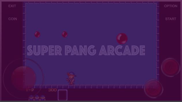Code for Super Pang Arcade APK screenshot 1