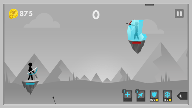 Archer Fighter: Stickman Fight APK screenshot 1