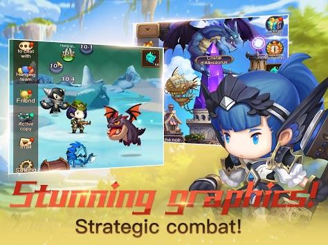 Idle Summoner - Online Games APK screenshot 1