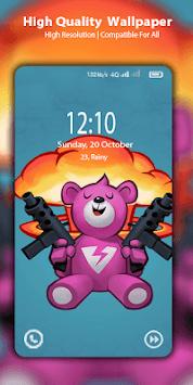 Battle Royale Fort Art Wallpapers | 4K Backgrounds APK screenshot 1