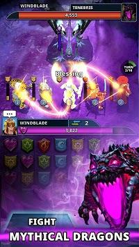 Duel - Puzzle Wars PvP APK screenshot 1