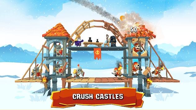 Crush the Castle: Siege Master APK screenshot 1