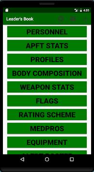 Army Leader's Book APK screenshot 1
