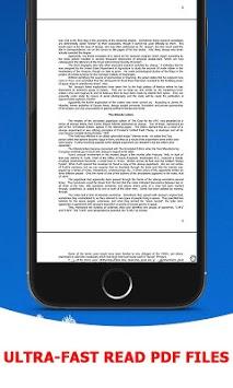 PDF Viewer - PDF File Reader & Ebook Reader APK screenshot 1
