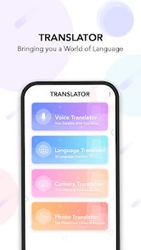 Voice Translator APK screenshot 1