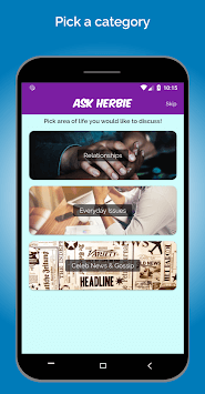 Ask Herbie APK screenshot 1