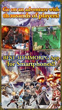 RPG IRUNA Online MMORPG APK screenshot 1