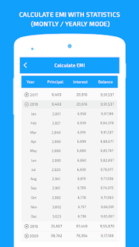 GST Calculator- Tax included & excluded calculator APK screenshot 1