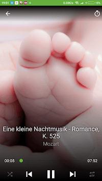 Mozart for Pregnant APK screenshot 1