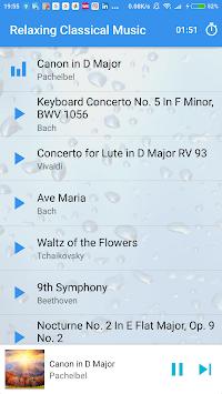Relaxing Classical Music APK screenshot 1