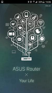 ASUS Router APK screenshot 1