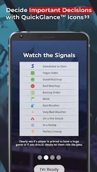 LineStar for FanDuel APK screenshot 1