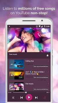 Free Music Player, Music Downloader, Offline MP3 APK screenshot 1