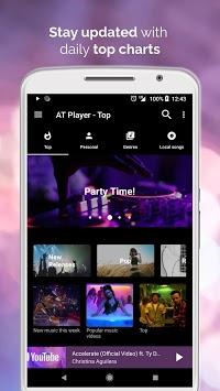 Free Music Player, Music Downloader, Offline MP3 APK screenshot 1