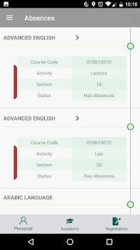 Jadara University APK screenshot 1