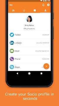 Socio Event App APK screenshot 1