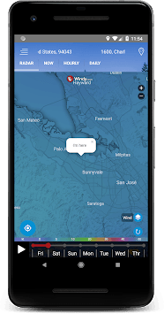 Weather Radar APK screenshot 1