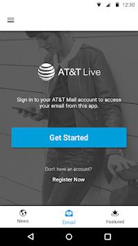 AT&T Live 2.0 APK screenshot 1