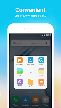 Assistive Touch (Holo Style) APK screenshot 1