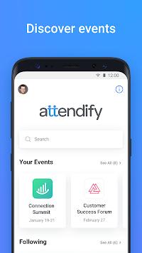 Attendify APK screenshot 1