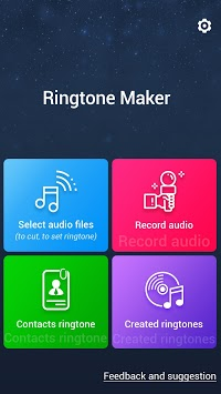 cut music, cut ringtone APK screenshot 1