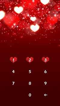 Love Story Theme – AppLock APK screenshot 1