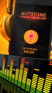 Autotune For Rap – Singing App APK screenshot 1