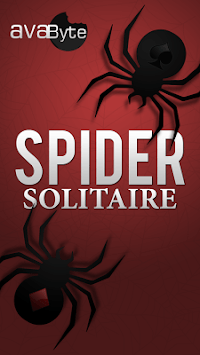Spider Solitaire APK screenshot 1
