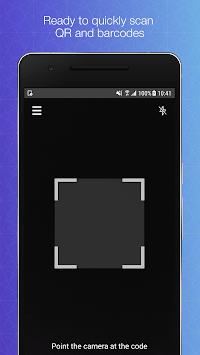 Free QR Scanner by Avira APK screenshot 1