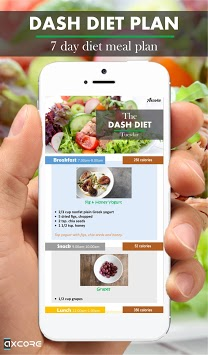 DASH Diet Plan APK screenshot 1