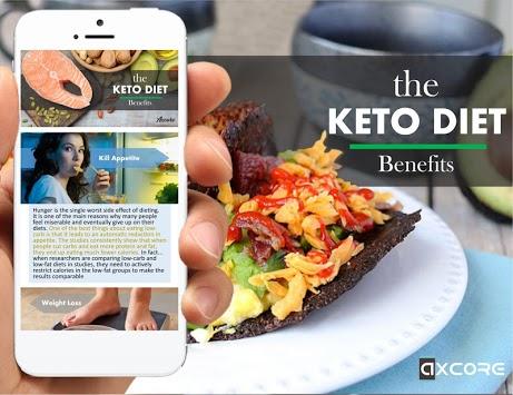 Keto Diet Plan Beginner APK screenshot 1