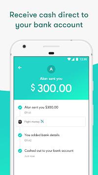 Azimo Money Transfer APK screenshot 1