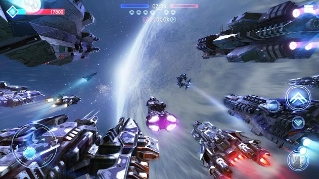 Star Forces: Space shooter APK screenshot 1