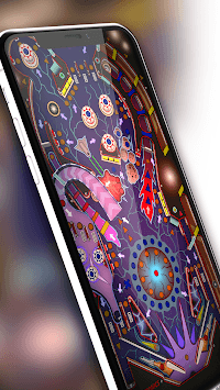 Space Pinball: Classic game APK screenshot 1