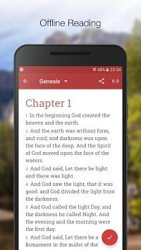 King James Bible (KJV) APK screenshot 1