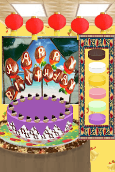 Cake Maker Chef, Cooking Games APK screenshot 1