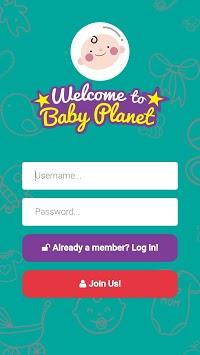 Baby Planet APK screenshot 1