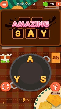 Word Guru - My Bakery Dream APK screenshot 1