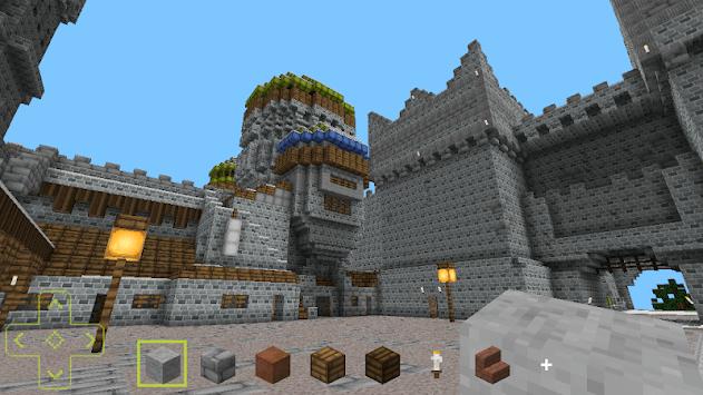 MyCraft My Survival Adventure APK screenshot 1