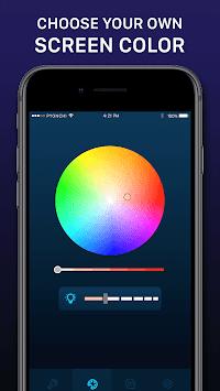 Flashlight - Torch light APK screenshot 1