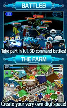 DigimonLinks APK screenshot 1