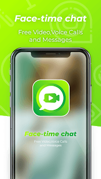 Face-Time : Video Call to your friend APK screenshot 1