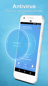 Security Antivirus - Max Clean APK screenshot 1